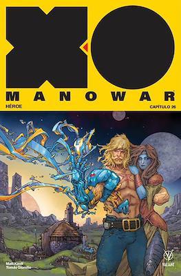 X-O Manowar (2017-) (Grapa) #26