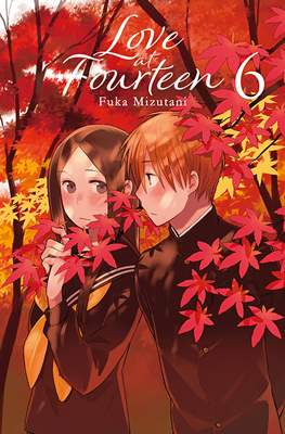 Love at Fourteen (Rústica con sobrecubierta) #6