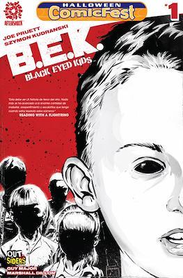 Black Eyed Kids - Halloween ComicFest