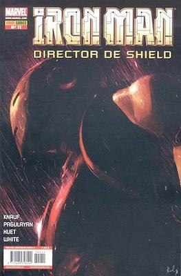 Iron Man: Director of SHIELD / Iron Man & Máquina de Guerra / El Invencible Iron Man (2008-2011) (Grapa, 48 páginas) #11