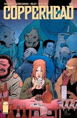 Copperhead (Comic Book) #6