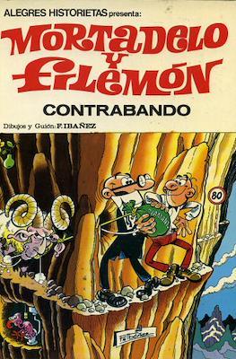 Alegres historietas. Mortadelo y Filemón (Rústica) #5