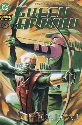 Green Arrow. Carcaj #5