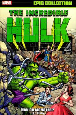 The Incredible Hulk Epic Collection #1