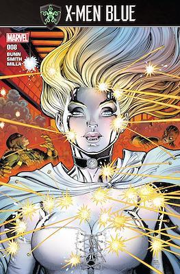 X-Men Blue #8