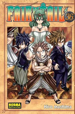 Fairy Tail (Rústica) #36