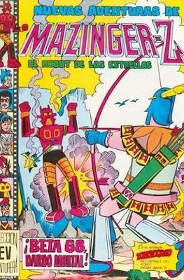 Nuevas aventuras de Mazinger-Z, el robot de las estrellas (Grapa) #11