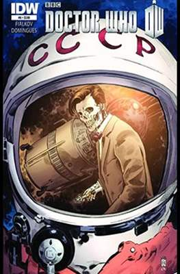 Doctor Who - Vol 3 #8