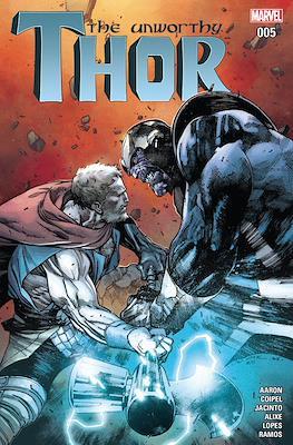 The Unworthy Thor (Comic-book) #5