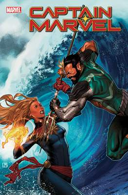Captain Marvel Vol. 10 (2019-) (Comic Book) #23