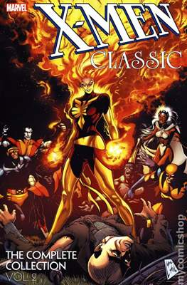 X-Men Classic - The Complete Collection (Softcover 520 pp) #2