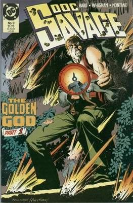 Doc Savage Vol 2 (1988-1990) (Comic-book.) #9