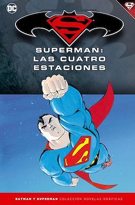 Batman y Superman. Colección Novelas Gráficas (Cartoné) #17