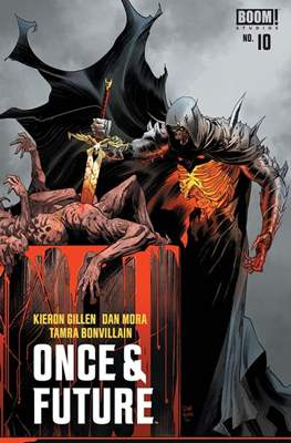 Once & Future (Comic Book) #10