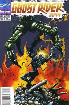 Ghost Rider 2099 (Grapa 24 pp) #9