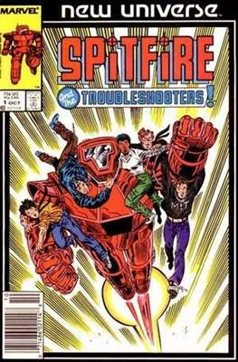 Spitfire and the Troubleshooters / Codename: Spitfire #1