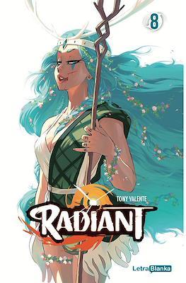 Radiant (Rústica con sobrecubierta) #8