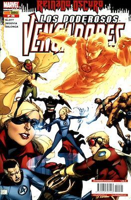 Los Poderosos Vengadores (2008-2011) (Grapa, 48 páginas.) #25