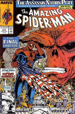 The Amazing Spider-Man Vol. 1 (1963-2007) (Comic-book) #325