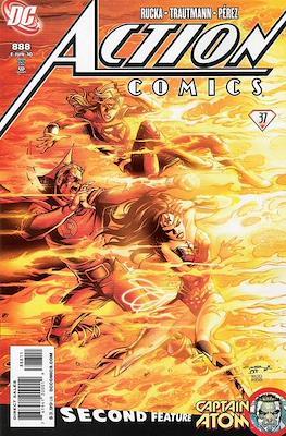 Action Comics Vol. 1 (1938-2011; 2016-) #888