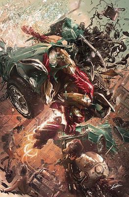 El Invencible Iron Man Vol. 2 (2011-) (Grapa - Rústica) #104/5