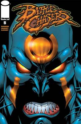 Battle Chasers (Comic-book) #5