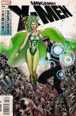 The Uncanny X-Men (1963-2011) (Comic-Book) #478