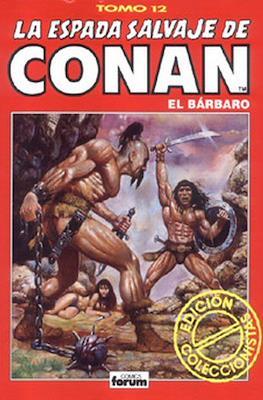 La Espada Salvaje de Conan el Bárbaro. Edición coleccionistas (Rojo) (Cartoné 192 pp) #12
