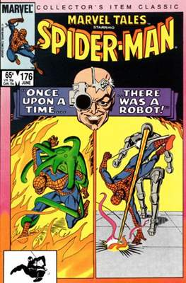 Marvel Tales (Comic Book) #176