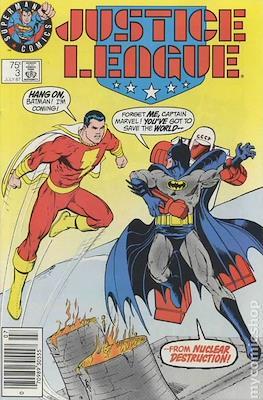 Justice League / Justice League International / Justice League America (1987-1996) #3.1