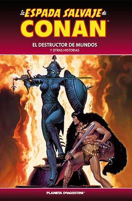 La Espada Salvaje de Conan (Cartoné 120 - 160 páginas.) #40