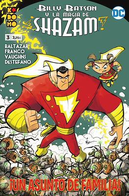 Billy Batson y la magia de ¡Shazam! (Grapa 48 pp) #3