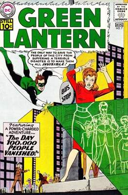 Green Lantern Vol. 1 (1960-1988) #7