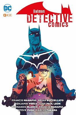 Batman. Detective Comics. Nuevo Universo DC (Cartoné 240-200 pp) #2