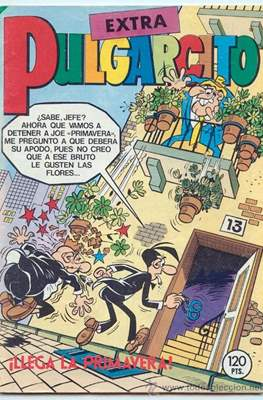 Extras numerados (1981-1985) (Grapa) #53
