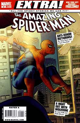 The Amazing Spider-Man: Extra! (Comic-Book) #2