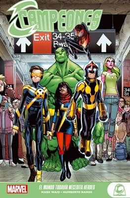 Marvel Young Adults #3