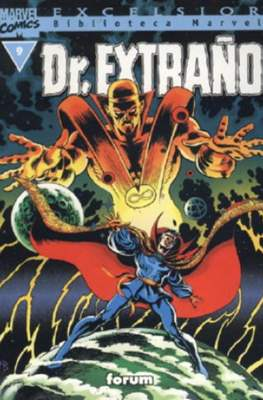 Biblioteca Marvel: Dr. Extraño (2003-2006) (Rústica 160 pp) #9