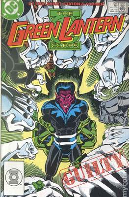 Green Lantern Vol. 1 (1960-1988) (Comic Book) #222