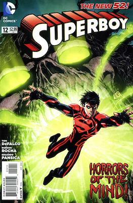 Superboy New 52 #12