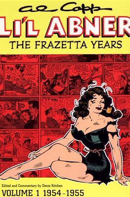 Al Capp's Li'l Abner: The Frazetta Years