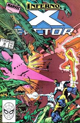 X-Factor Vol. 1 (1986-1998) (Comic Book) #36