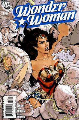 Wonder Woman Vol. 3 (2006-2011) (Comic Book) #14