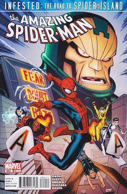 The Amazing Spider-Man Vol. 2 (1999-2014) (Comic-Book) #662