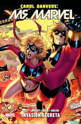 Carol Danvers: Ms. Marvel. 100% Marvel HC #3