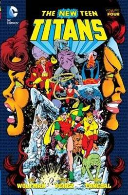 The New Teen Titans (Softcover) #4