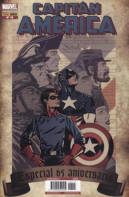 Capitán América Vol. 7 (2005-2011) (Grapa) #15
