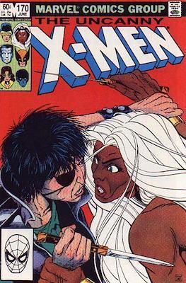The Uncanny X-Men (1963-2011) (Comic-Book) #170