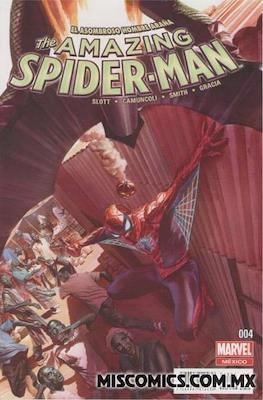 The Amazing Spider-Man (2016-2019) #4