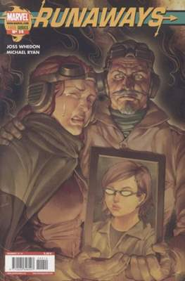Runaways Vol. 2 (2007-2008) (Grapa 48 pp) #14
